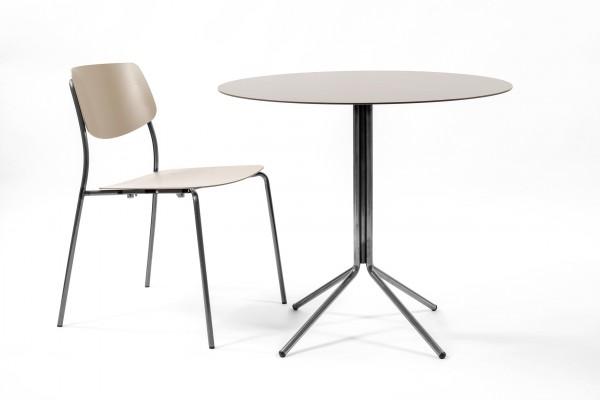 Felber T18 Outdoor Tisch Typ C rund 80