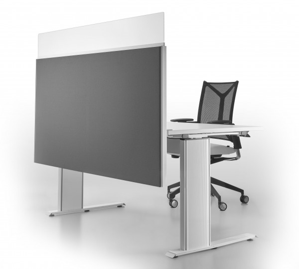 Preform Tischaufsatzelement mit Acrylglas
