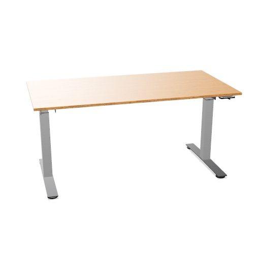 LD T-Fuss Sitz-/Steh mit OrgWanne 160 x