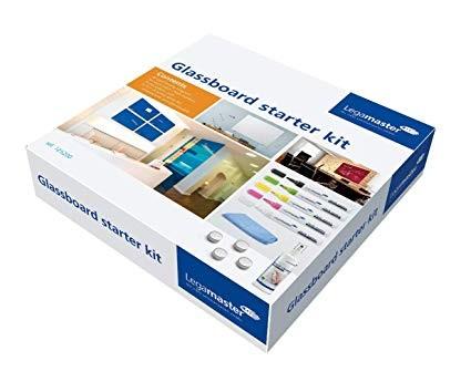 Legamaster Glasboard Starter Kit