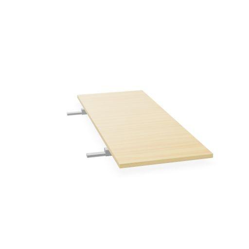 YD Seitenanbau 40 x 100 Platte bündig mi