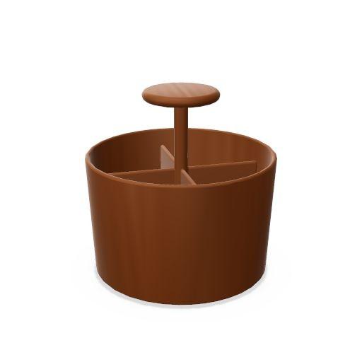 Bowl 150 x 150, Earth