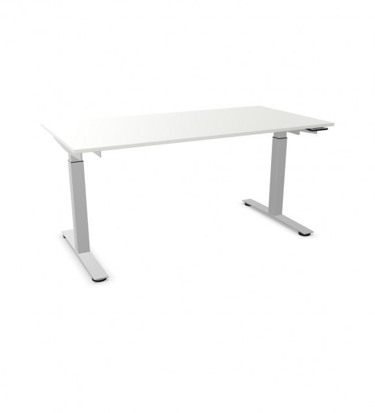Ergodata line'desk Sitz-Stehtisch