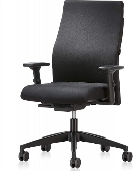 139RS Bürodrehstuhl mit Polsterrücken