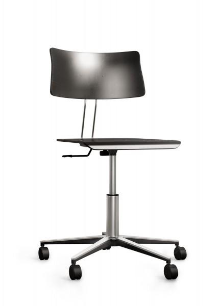 my-chair Drehstuhl Buche gebeizt