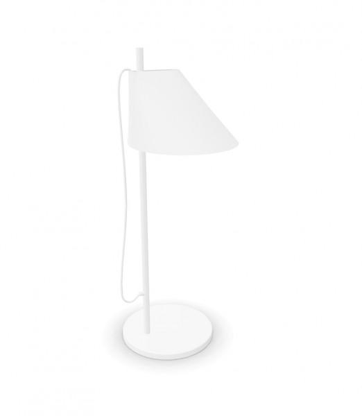 YUH LED Tischleuchte white