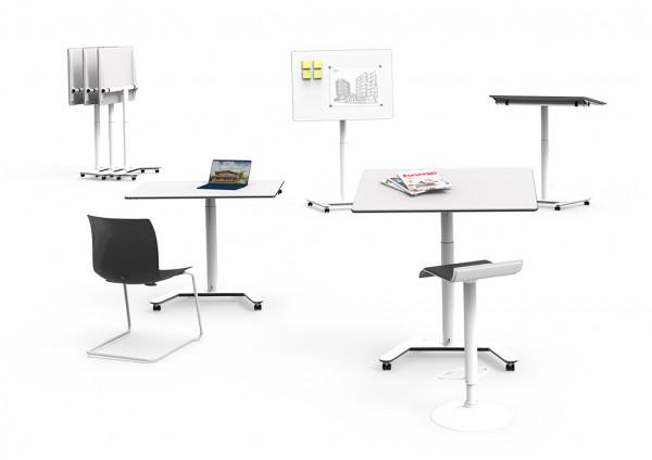 agile one Schreibtisch